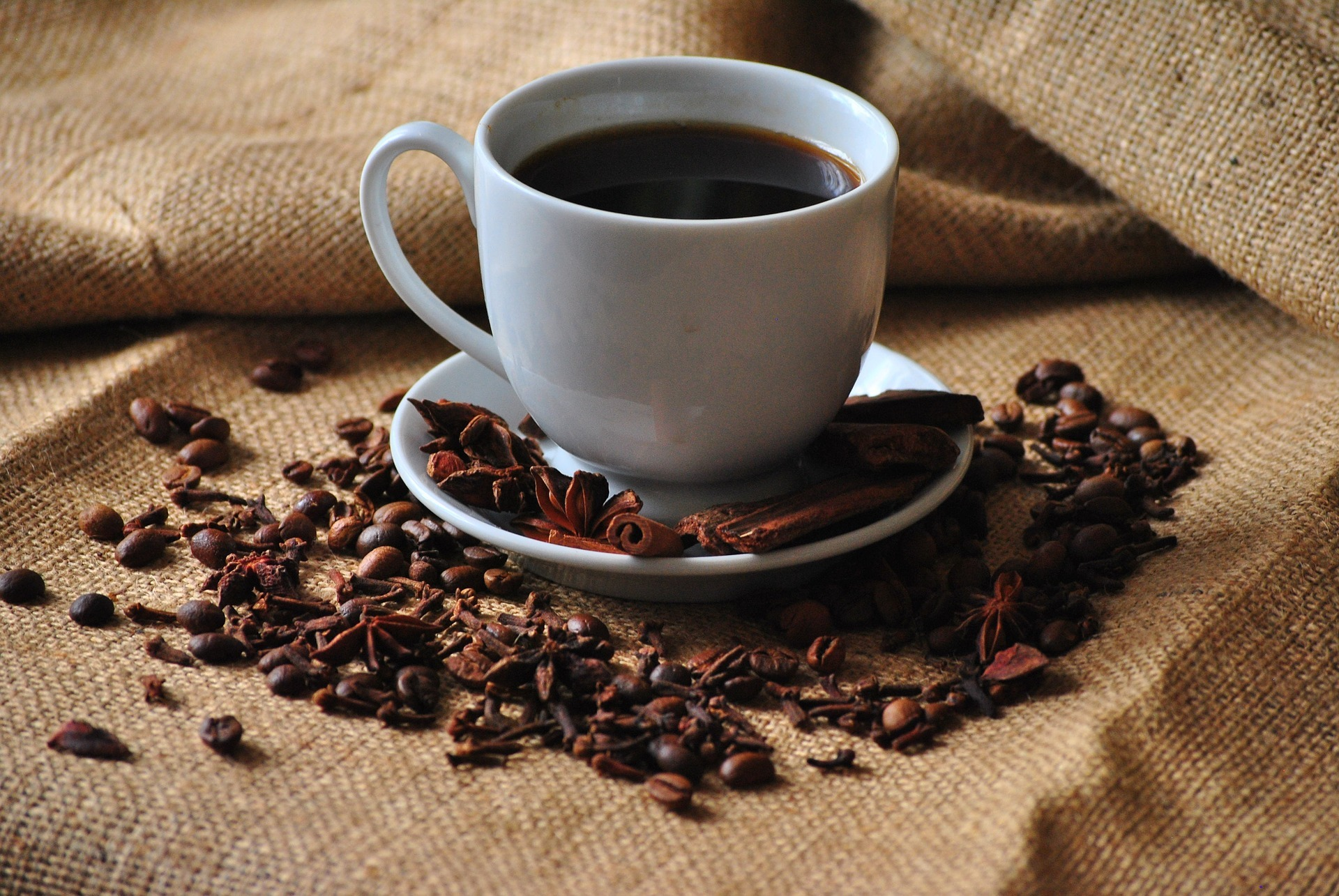 Kawa i jej wpływ na urodę!